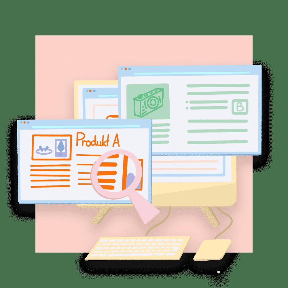 Blogbeiträge, Magazinartikel und Produktbeschreibungen: Wir beherrschen das Copywriting
